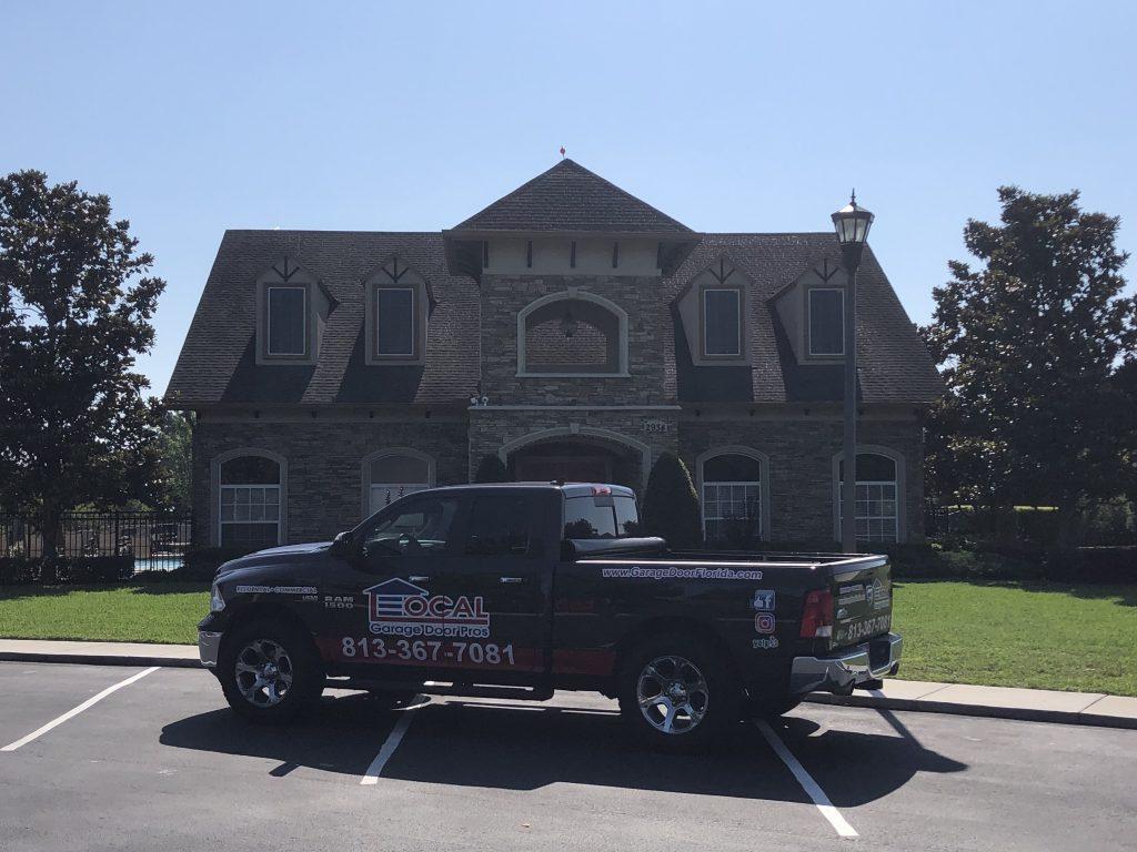 Wesley Chapel garage door repair same day service
