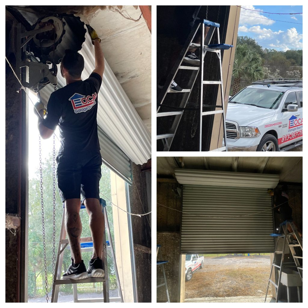 same-day-service-commercial-roll-up-door-off-track-repair-lakeland