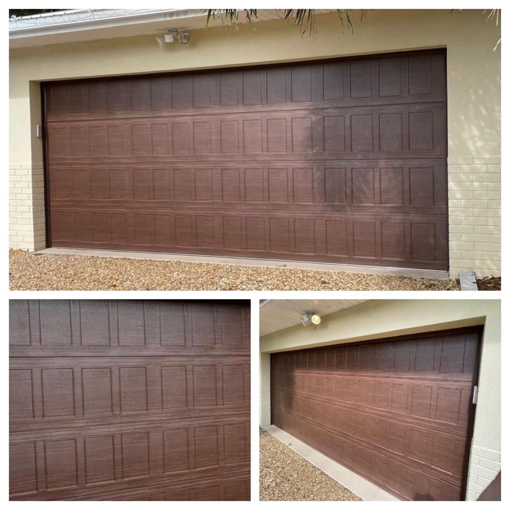 garage-door-replacement-wood-look-garage-door-lakeland-fl-33801